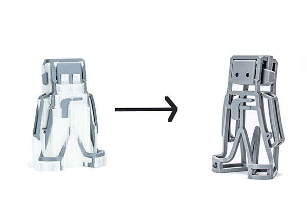 filamento supporto stampa 3d PVA