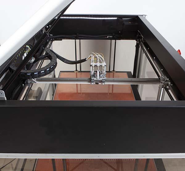 piano di stampa riscaldato per stampante 3D grandi dimensioni wider