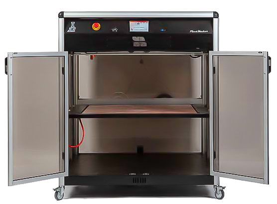 stampanti 3d grande dimensione di stampa